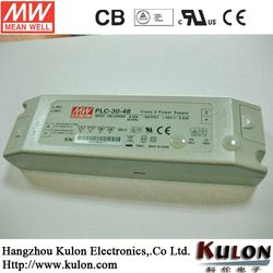 Meanwell PLC-30-27 36v 200w led driver dimmable