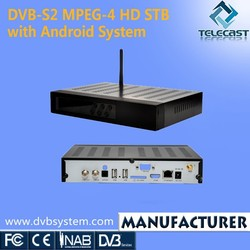 Smart Satellite Receiver