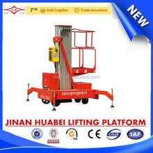 economic price telescopic ladder & single person hydraulic lifts