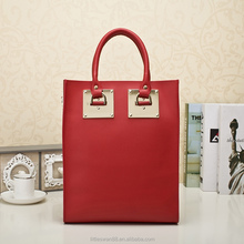 Europe style genuine leather lady bag woman tote bag online 2015