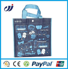 OEM colorful non woven shopping carry bag