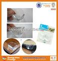 mesa de vidro protetor de canto para móveis afiada