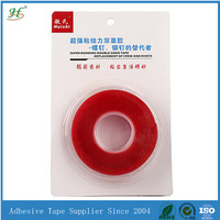 Auto acrylic adhesive 1mm thick automobile acrylic foam tape
