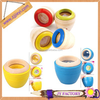 New products 2014 child craft toys wooden kaleidoscope