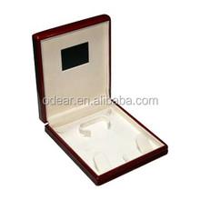 square unique video jewelry box