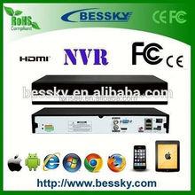 Factory Bullet Wireless IP Camera, 720p/960p WIFI IP Camera System, cctv 8 channel camera kit