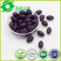 top quality grapeseed oil grape seed extract softgels