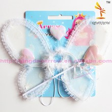 Factory price handmade costume wholesale fairy wing / angel wing / butterfly wing set