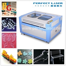 Wood glass acrylic marble stone leather silicone CO2 laser cutter