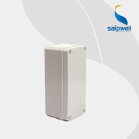 SAIPWELL/SAIP Manufactures 80*180*70mm Electrical ABS/PC Waterproof Plastic Junction Enclosure(DS-AG-0818)