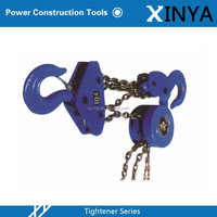 Safe And Reliable Traveling Chain Hoist Lifting Block