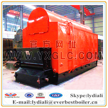 4 t/h Coal/ Wood Fired Steam Boiler Price
