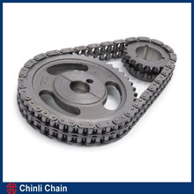 B series double row roller chain