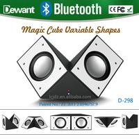 D-298 2015 best bluetooth speaker with mic handsfree functions