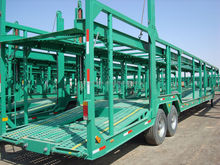 China factory supply 3 axles trailer car carrier hot sale in Shandong
