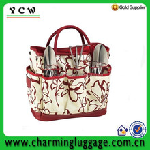 Heavy Duty Polyester garden tote tool bag