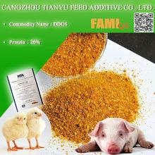 DDGS 26% animal feed