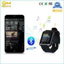 unique bluetooth smart watch mobile phone u8