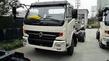 2015 New design Dongfeng DFA1045BA01 Captain light truck chassis for sale 125HP