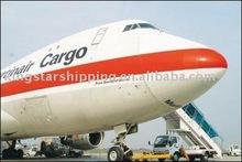 Air freight fromShenzhen/Guangzhou/Hongkong to Koh Samui, Thailand (USM)