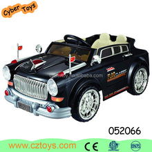 Kids electric car for big kids ride on remote control power car