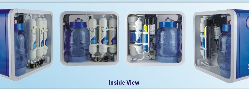 Household Compact Ro System Reverse Osmosis Hidrotek Water