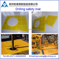 rotary table used anti-slip rubber mat