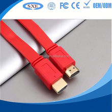 2015 Factory hot sell mini hdmi cable a cable rca with high quality