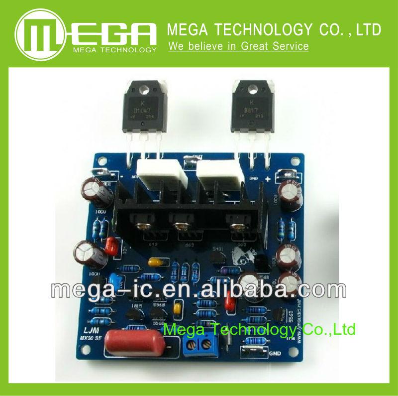 จัดส่งฟรีljm- mx50se( 100w+100w) ชุดเครื่องขยายเสียงpowerampsterodiykit( รวมแอมป์คณะกรรมการ2) 100%ใหม่ที่เป็นต้นฉบับ