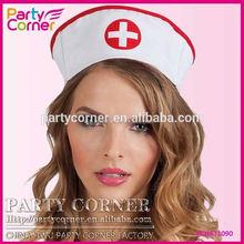 Chapéu enfermeira para mulheres Sexy