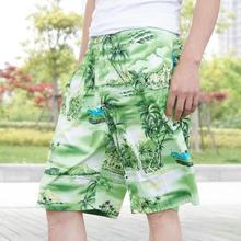 2015 New Arrival adult xxx photos men beach shorts all-over print