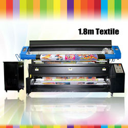 New new coming digital indoor textile printer