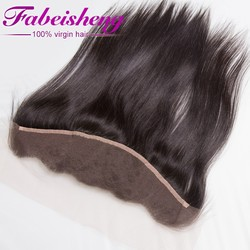 3 Part Silk Base Closure, Ear To Ear Lace Closures, Lace Front Indian Hair Closure