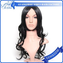 Fashionable smooth new natural anime,wig case,expression hair