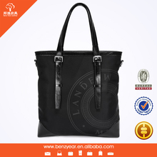Handbag Famous Brand Imported Waterproof Fabric Men Style Designer Handbags for Sale
