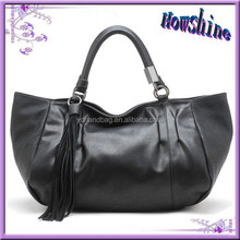 Fashionable Genuine Leather Hand Bags for Ladies with High Quality OEM