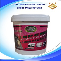 Acrylic waterproofing paint for showers, waterproofing materials for toilet