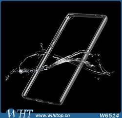 Ultra Thin Crystal TPU Case for Huawei Ascend P8 Max