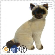 Factory production fashionable tuffed toy cat