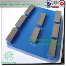 T-105 wanlong high sharpness frankfurt metal abrasive for stone polishing and grinding,marble&granite grinding tool manufacturer