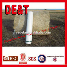 2015 new hot sale bale net, bale net for round bales, green agricultural silage film