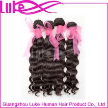 Good Feedback Aliexpress Hair Cheap Virgin Brazilian Loose Wave Bridal Hair Wear