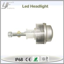 2015 automatic CR-EE Motorcycles car h3 led headlight bulb assembly, DC 6-70V custom head light kit