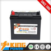 NS60 MF Car Battery 12V45AH electric Car Battery Japan Car Battery