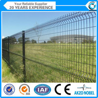 Hot sales cheap galvanized welded wire mesh fence