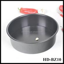 10' High strength aluminum alloy plate live bottom cake mould