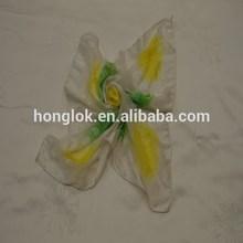 china alibaba venta al por mayor de las mujeres 100 pañuelo de seda