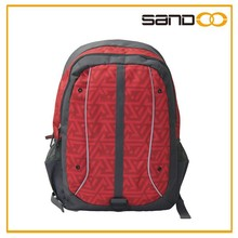 New promotional products 2015 travel 600D funny school backpacks