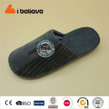 Large sale business in Europe and Asia on indoor shoes classical style men office tpr slipper