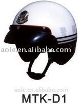 Moto casco de seguridad del casco de la cara casco de la motocicleta